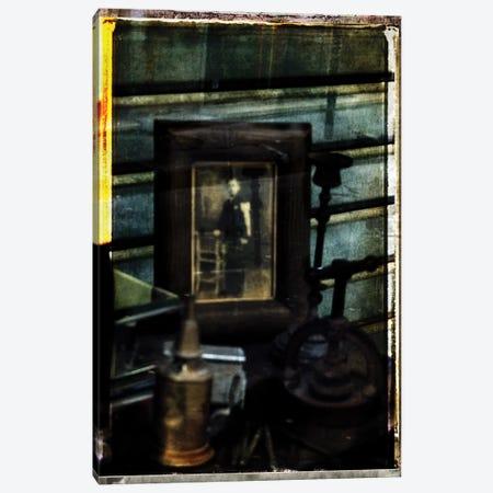 Souvenirs Canvas Print #SOE23} by Sophie Etchart Canvas Artwork