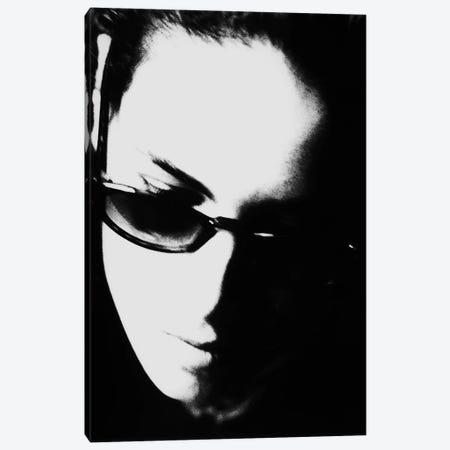 Face Canvas Print #SOE6} by Sophie Etchart Canvas Print