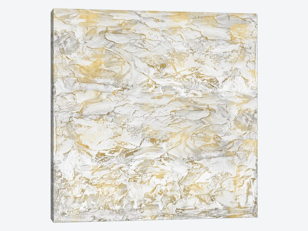 Textural With Gold II by Sofia Gordon 1-piece Art Print