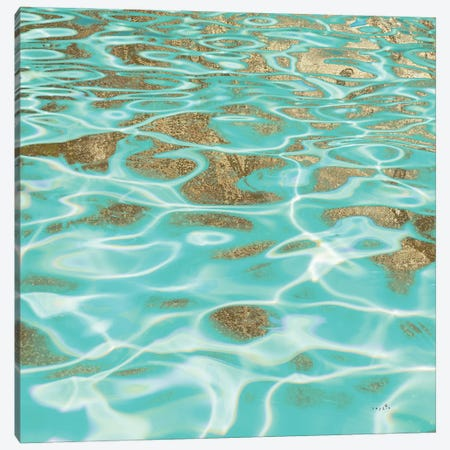 Walk on Water Canvas Print #SOI82} by Sophie 6 Canvas Art