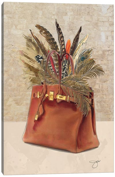 Fall In Love With Hermes Canvas Art Print