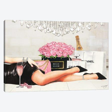 Finer Things Canvas Print #SOJ116} by Studio One Canvas Wall Art