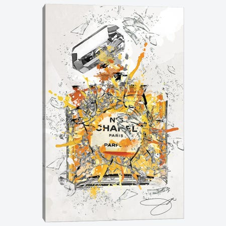 Enough Already Canvas Print #SOJ11} by Studio One Canvas Artwork