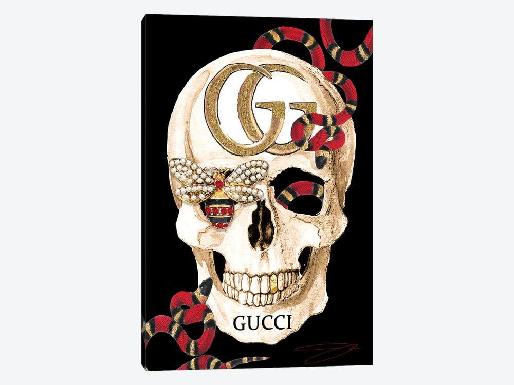 a7b2fa9398 Gucci Skull II Canvas Art Print by Studio One   iCanvas