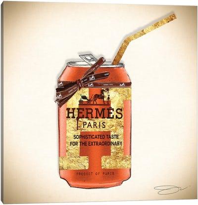 Hermes Can Canvas Art Print