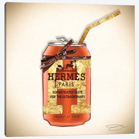 Hermes Can Canvas Print #SOJ20} by Studio One Art Print