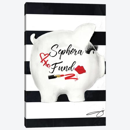 Sephora Fund Canvas Print #SOJ25} by Studio One Canvas Artwork