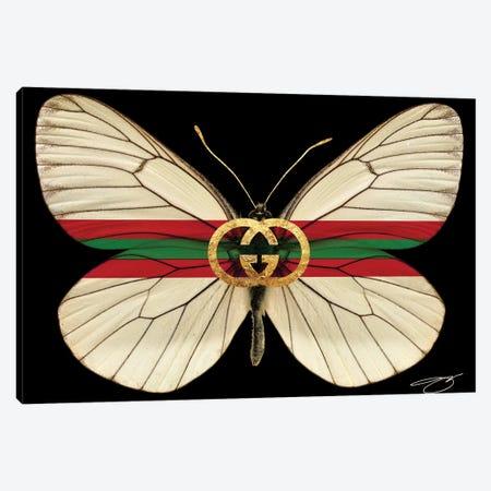 Fly As Gucci Canvas Print #SOJ48} by Studio One Canvas Art Print