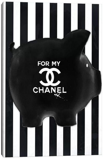 Chanel Fund Canvas Art Print