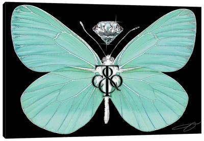 Fly As Tiffany Canvas Art Print