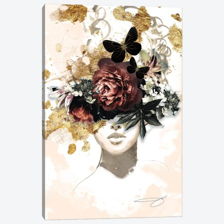In My Dreams Canvas Print #SOJ66} by Studio One Canvas Art
