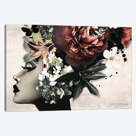 Queen Canvas Print #SOJ68} by Studio One Art Print