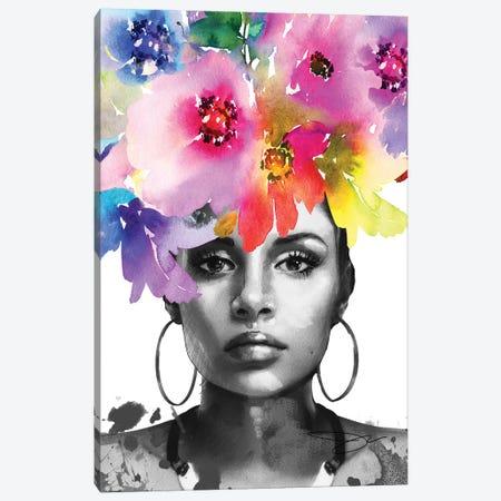 Grow Wild Canvas Print #SOJ69} by Studio One Art Print