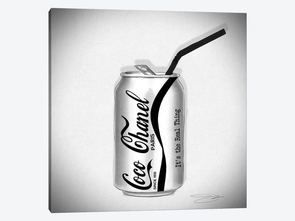 Coco Cola by Studio One 1-piece Art Print