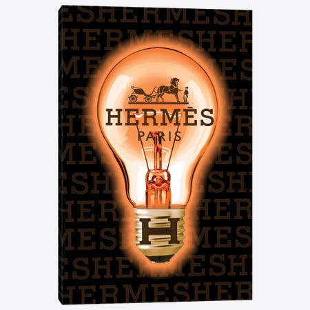 Hermes Is A Good Idea Canvas Print #SOJ81} by Studio One Canvas Art Print