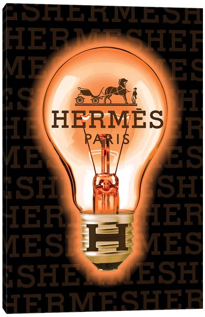 Hermes Is A Good Idea Canvas Art Print
