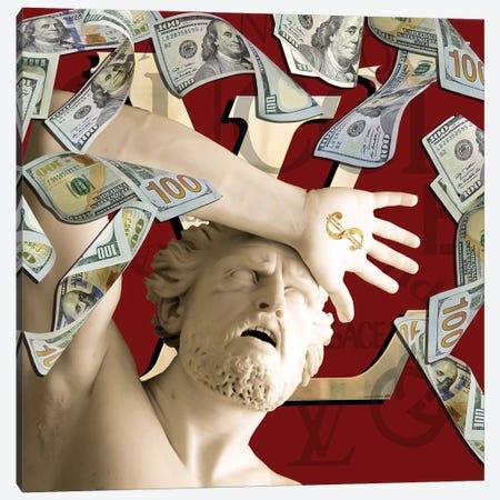 More Money Canvas Print #SOJ88} by Studio One Canvas Print