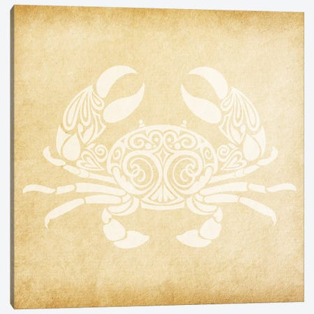 Caring Shellfish Canvas Print #SOL4} by 5by5collective Canvas Wall Art