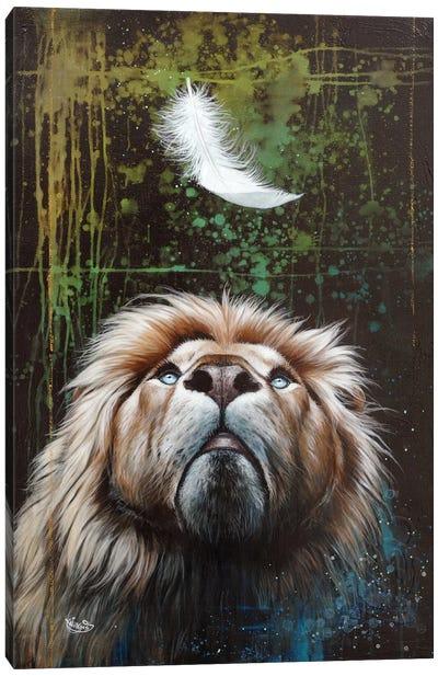 Legerete (Lightness) Canvas Art Print
