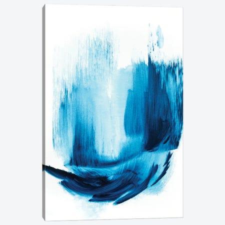 Royal Blue I Canvas Print #SPB101} by Spellbound Fine Art Canvas Wall Art