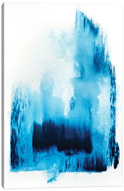Royal Blue II Canvas Art Print