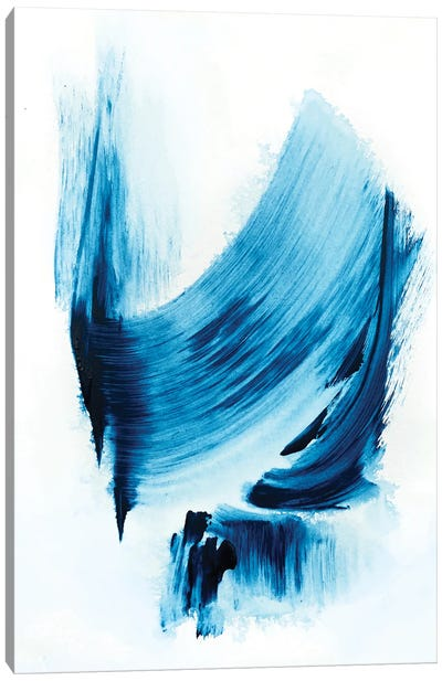 Royal Blue III Canvas Art Print