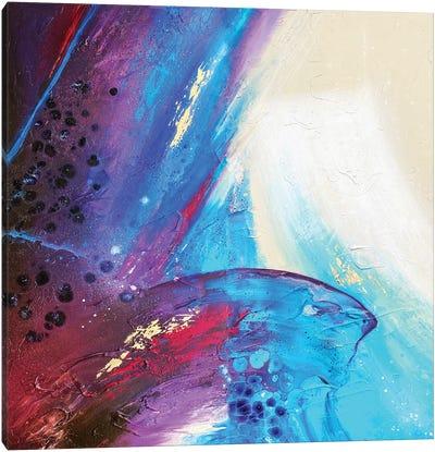 Bright Burst Canvas Art Print