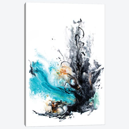Coral Canvas Print #SPB12} by Spellbound Fine Art Art Print