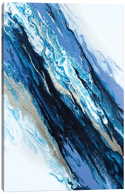 Frost Canvas Art Print