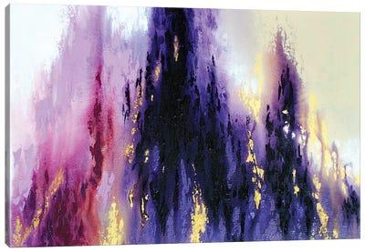 Iridescent Light Canvas Art Print