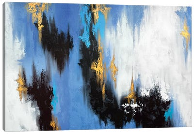 Parallel Canvas Art Print