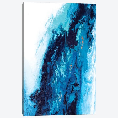 Poseidon Canvas Print #SPB36} by Spellbound Fine Art Canvas Artwork