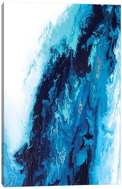 Poseidon Canvas Art Print