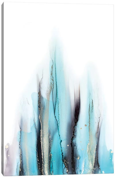 Ribbons Canvas Art Print