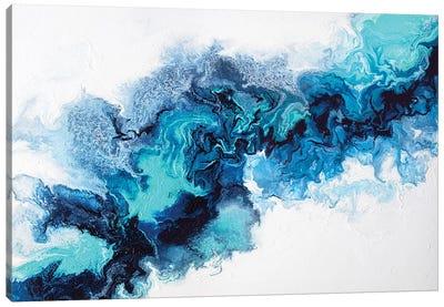 Water Elemental Canvas Art Print