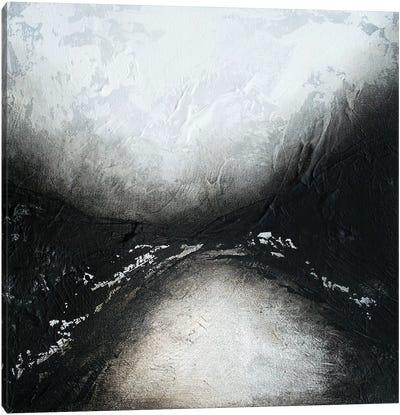 Ancient Moon Canvas Art Print