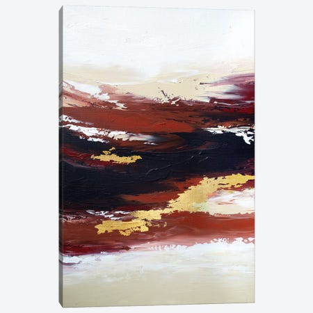 Burnt Sunset Canvas Print #SPB52} by Spellbound Fine Art Canvas Print