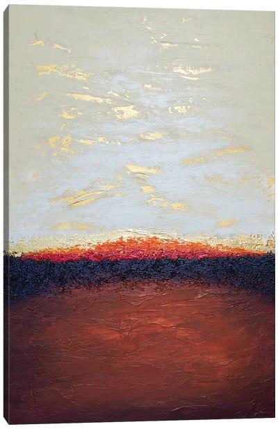 Deep Emergence Canvas Art Print
