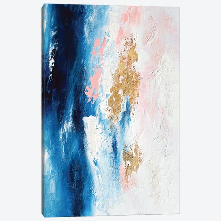 Moonstone 3-Piece Canvas #SPB59} by Spellbound Fine Art Canvas Print