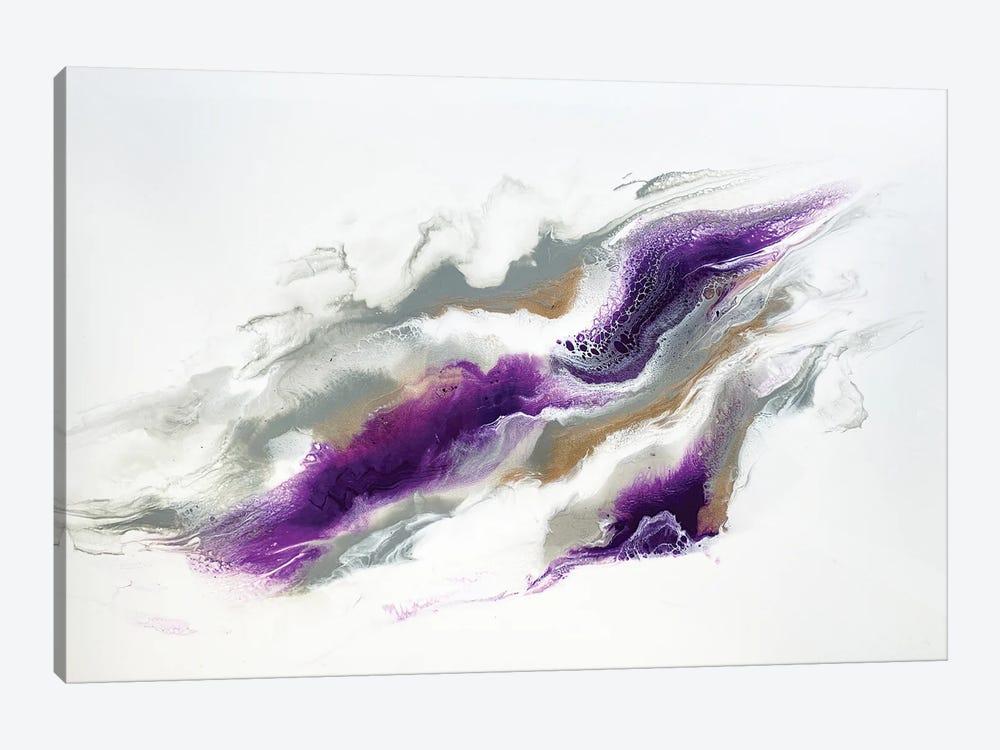 Grey And Violet Skies by Spellbound Fine Art 1-piece Canvas Artwork