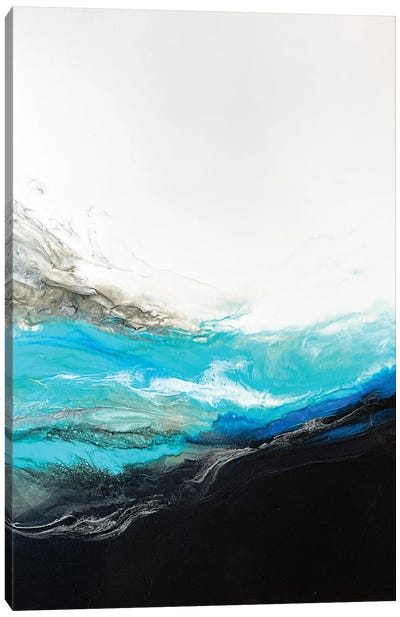 Resounding Wave Canvas Art Print
