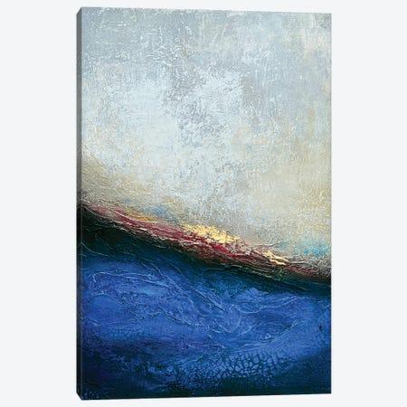 Slate Wave Canvas Print #SPB79} by Spellbound Fine Art Art Print