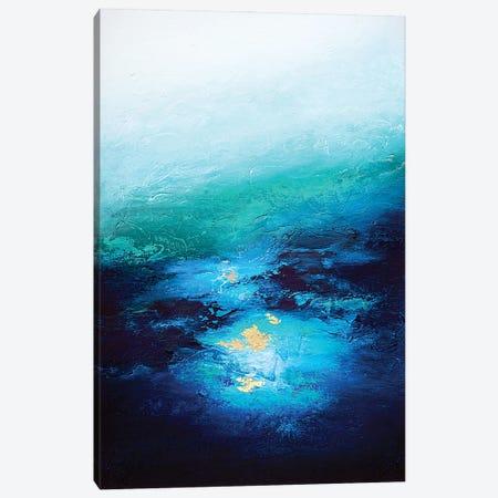 Under Great Depths Canvas Print #SPB80} by Spellbound Fine Art Canvas Wall Art