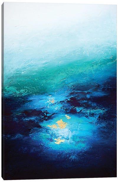Under Great Depths Canvas Art Print