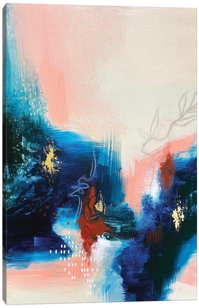 Botanical Vision I Canvas Art Print