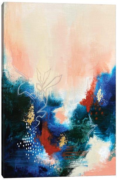 Botanical Vision II Canvas Art Print