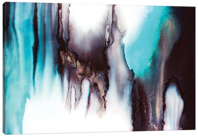 Cavern Canvas Art Print