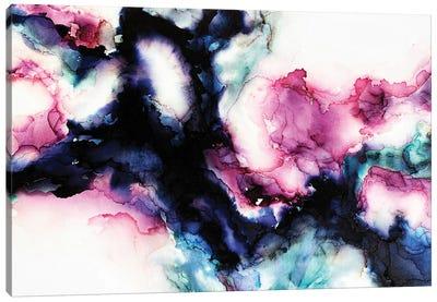 Rose Window Canvas Art Print