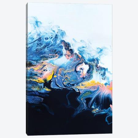 Starburst Wave Canvas Print #SPB99} by Spellbound Fine Art Canvas Art Print