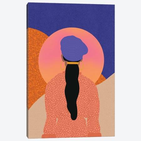 Autumn Elegance Canvas Print #SPC10} by Sagmoon Paper Co. Canvas Wall Art